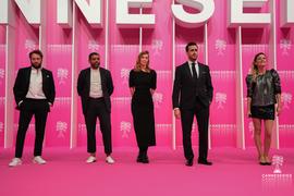 Pink Carpet - Day 1