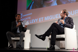 Marc Levy & Miguel Courtois