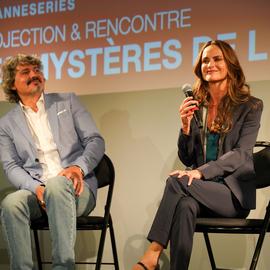 Les Mystères de l'Amour - Saturday, October 9th