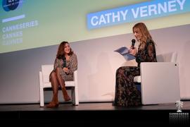 Rendez-vous avec Cathy Verney